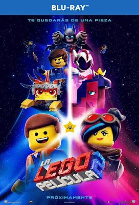 The LEGO Movie 2 2019 BD25 Latino