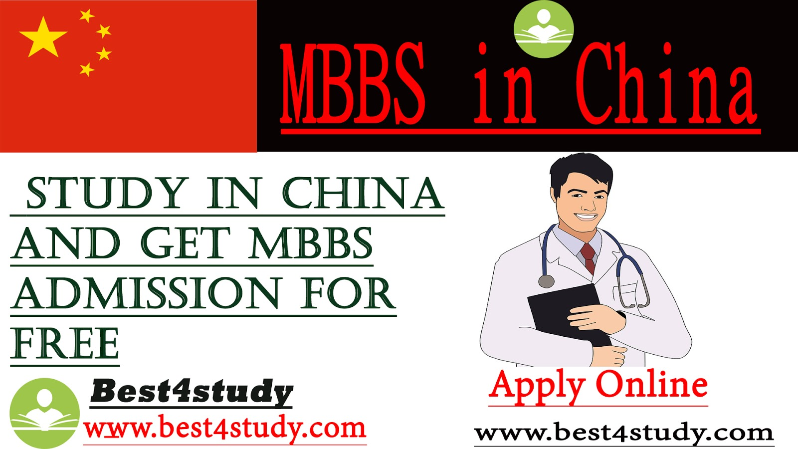 MBBS Admission in China 2019 Online Apply - Best4study