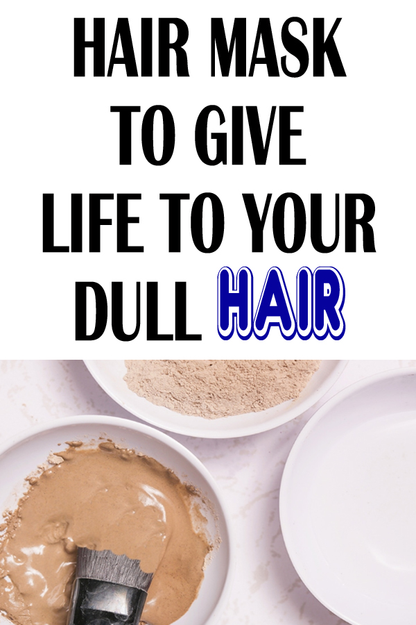 DIY Bentonite Clay Hair Mask to Give Life to Your Dull Hair