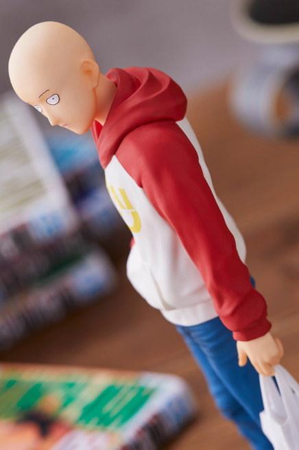 Inilah POP UP PARADE One Punch Man Saitama OPPAI Action Figure