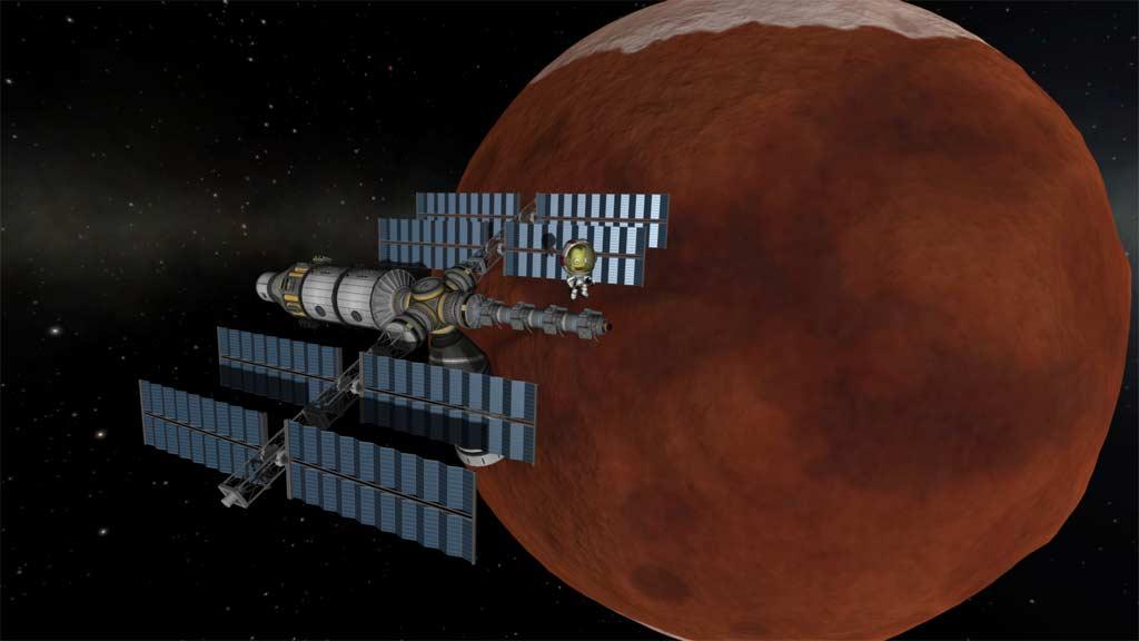 تحميل لعبة kerbal space program مجانا
