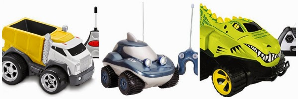 Amazon Toy Lightning Deals: Kid Galaxy Remote Control Vehicles