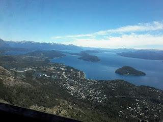 Vistas del Lago Nahuel Huapi Bariloche