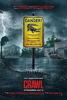 Crawl (2019) Hollywood Full Movie DVDrip Download Mp4moviez