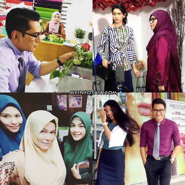 Drama Bahagia Kasihmu TV3