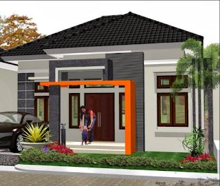 7 Desain Rumah Minimalis Type 36 Sederhana Modern