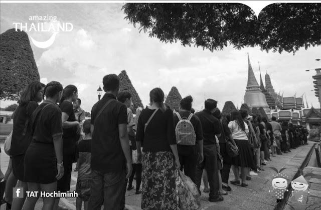 Tổng cục du lịch Thái Lan (TAT) có một vài lời khuyên cho du khách khi đến Thái Lan