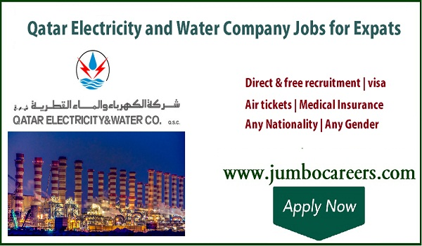 Direct free recruitment jobs in Qatar, Qatar jobs for Indians,