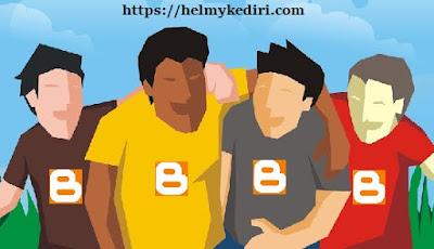 Ngeblog untuk memperbanyak teman