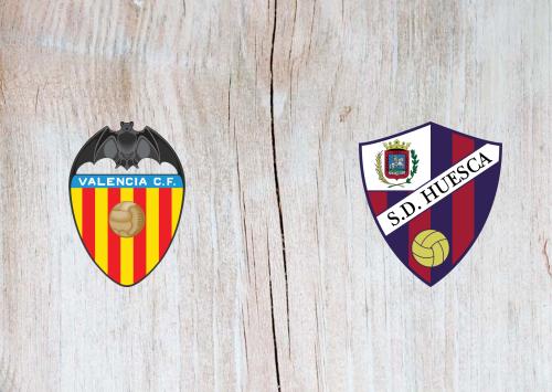 Valencia vs Huesca -Highlights 26 September 2020