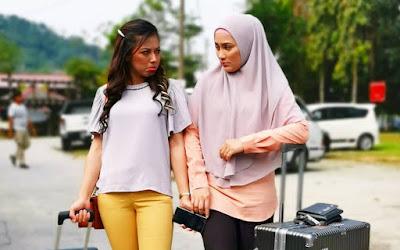 Senarai Pelakon Drama Dua Takdir Cinta (Astro Prima)