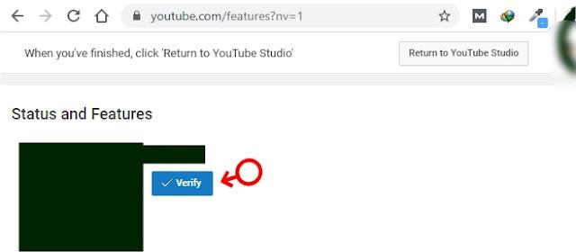 কিভাবে ইউটিউবের চ্যানেল verify করতে হয়?