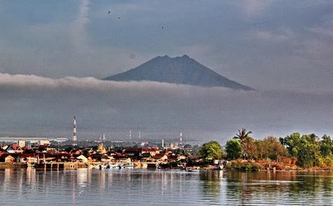 Objek Tempat wisata pantai boom banyuwangi