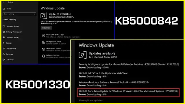 NVIDIA suggests uninstalling latest Windows 10 updates due to gaming issues