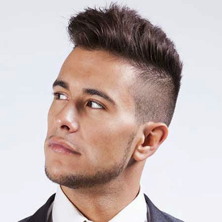 trendy men hairstyles - fashion