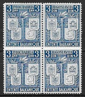 Balkan Antanti (Turkey, Romania, Yugoslavia, Greece).Yugoslavia