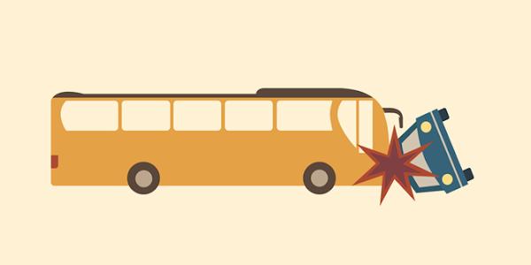 Tabrakan Avanza dan Bus Intra di Tebing Tinggi, 9 Orang Tewas