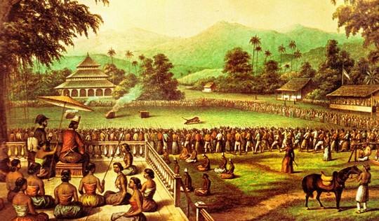 sejarah invasi mataram ke giri kedaton