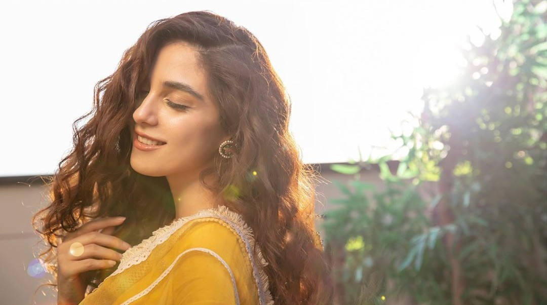 Maya Ali Latest Photoshoot for Faiza Saqlain