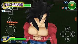 DBZ TTT Ssj 4 Goku