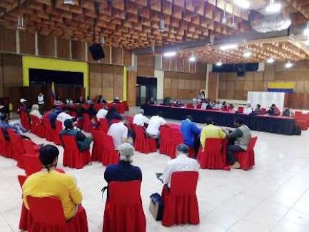 Intelectuales merideños debaten construcción del aporte al Congreso Bicentenario de los Pueblos