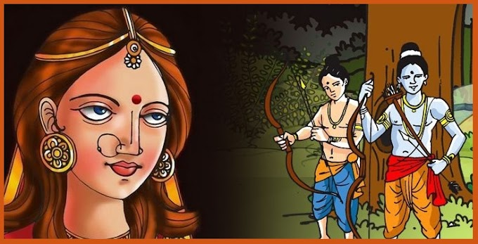 What did Urmila do to remain faraway from Laxman for 14 years?