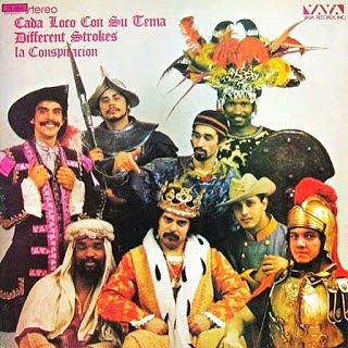 CADA LOCO CON SU TEMA - ERNIE AGOSTO Y LA CONSPIRACION (1974)