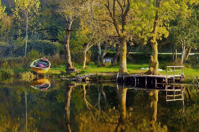 Kırklareli'nin sakin ilçesi Vize'de hafta sonu gezileri için ideal.