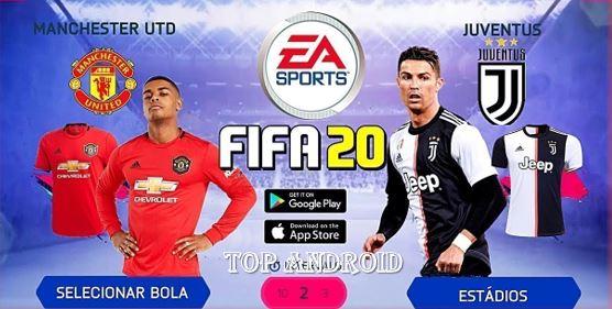 FIFA 20 MOD FIFA 14 Android Offline New Menu Best Graphics