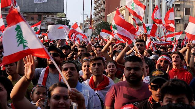 تطورات المظاهرات اللبنانية وما وصلت له لبنان