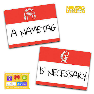 nametag alexander podcast