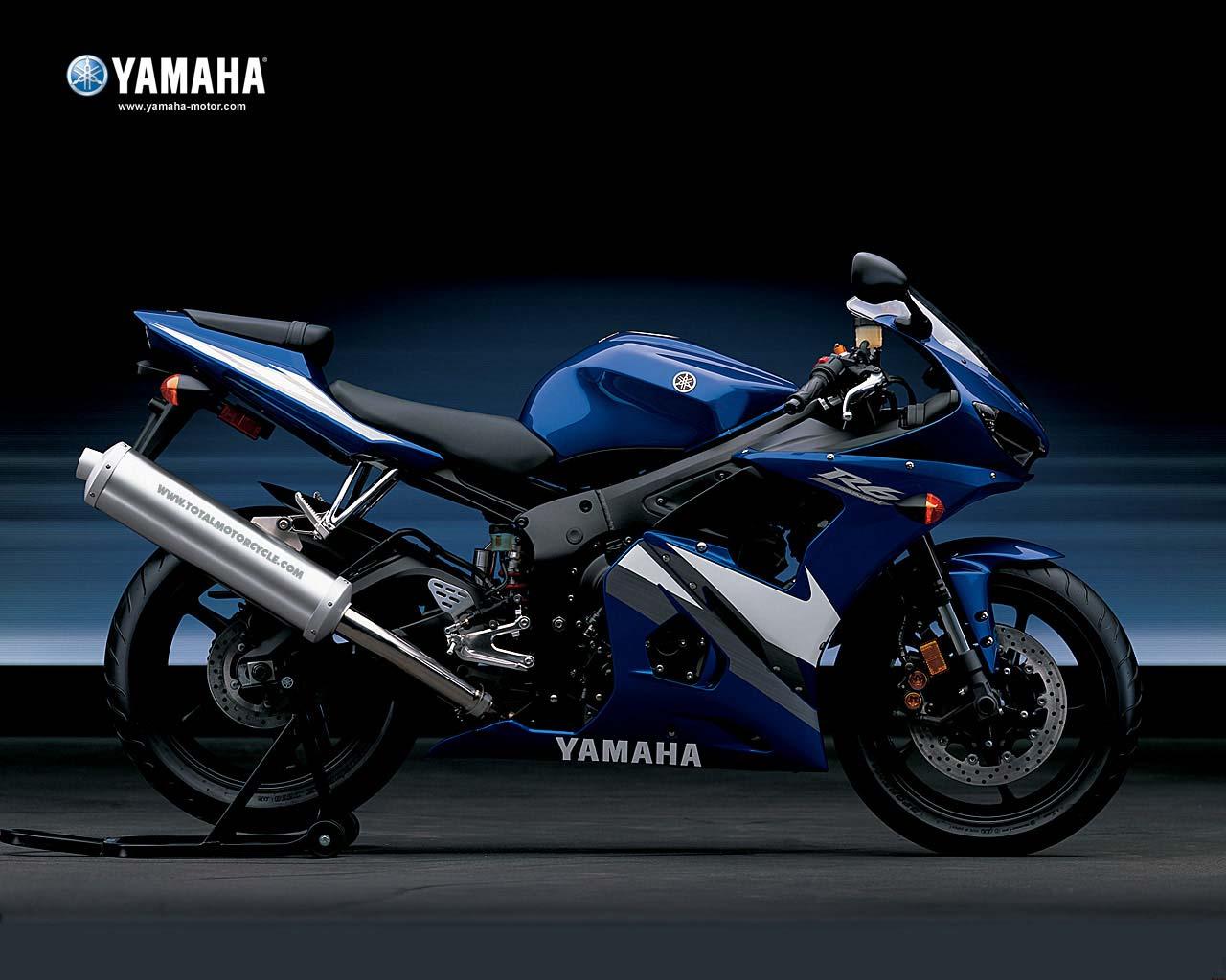 yamaha: yamaha R6