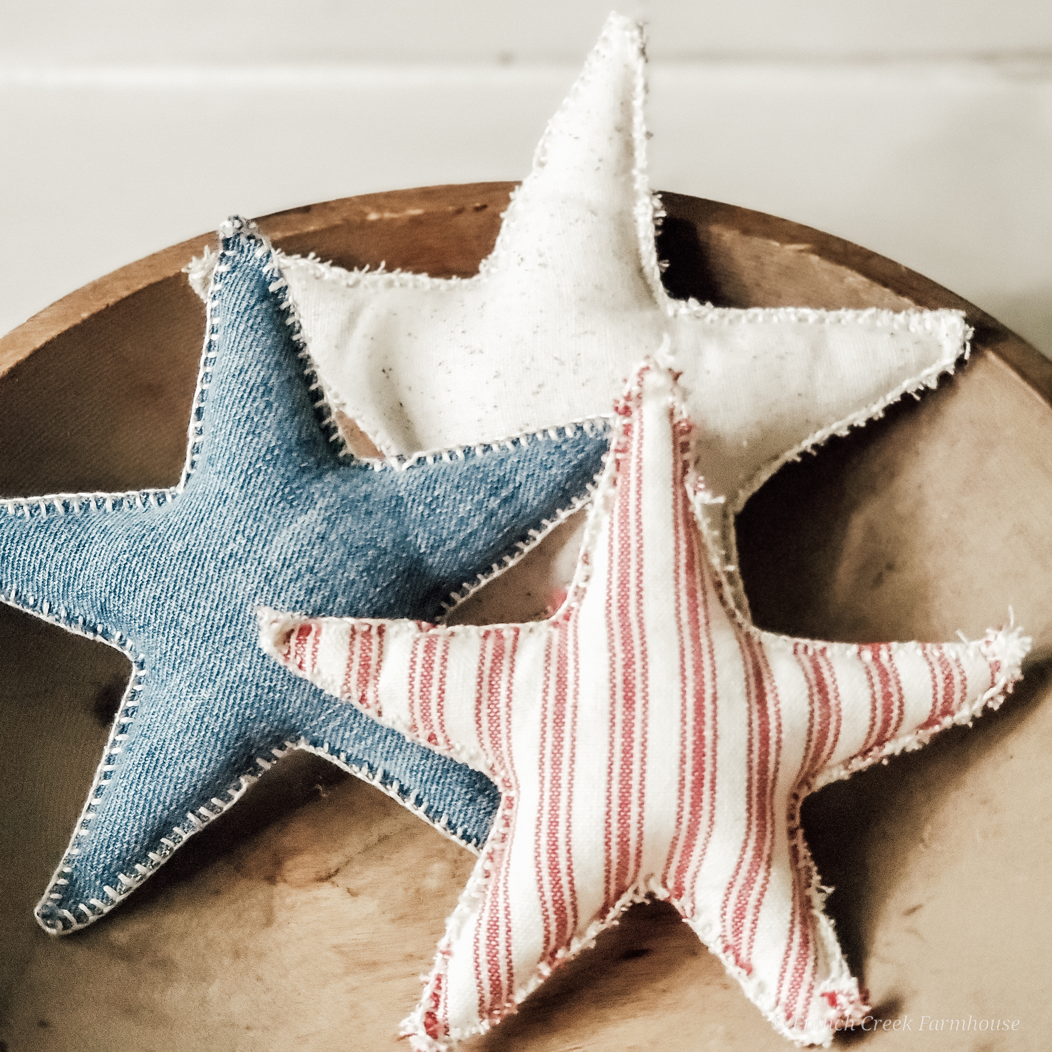 These stars make the perfect patriotic bowl filler