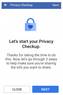 Change Privacy Settings On Facebook