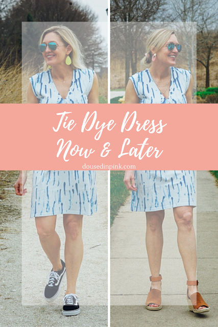stylish ways to wear tie dye