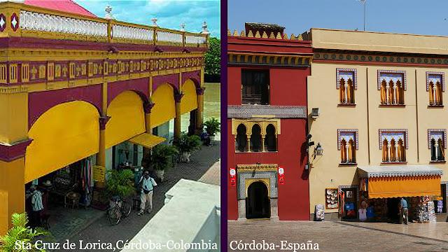 Córdoba Colombia y España