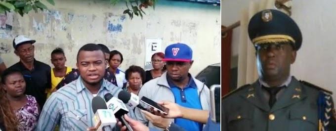 Dan de alta mayor policial seguridad de Primera Dama Dominicana herido a balazos por asaltantes