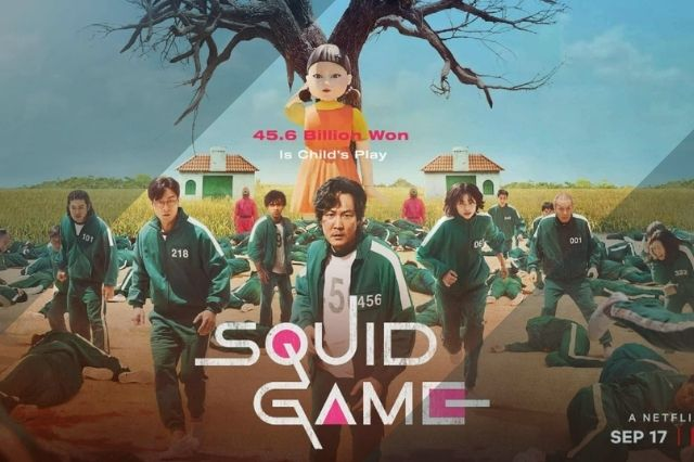 FILM - Squid Game 2021 Dub Indonesia