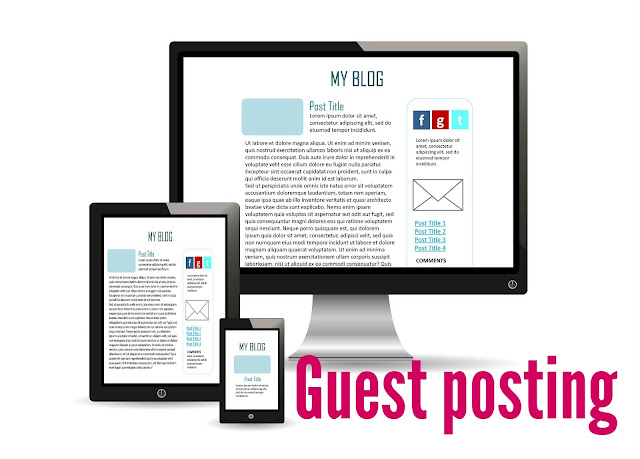 Guest posting and Benifits of Guest posting or blogging