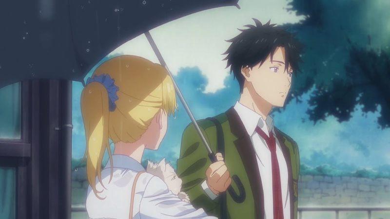 Tada-kun wa Koi wo Shinai - anime mirip yesterday wo utatte