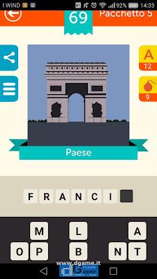 Iconica Italia Pop Logo Quiz soluzione pacchetto 5 livelli 69-75