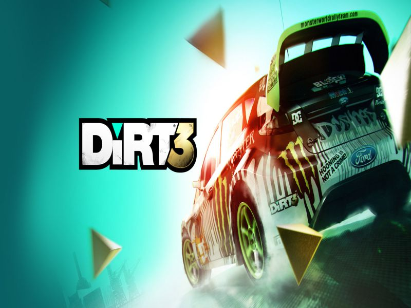 Download Dirt 3 Game PC Free