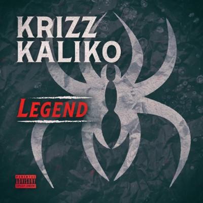 Krizz Kaliko - Legend (2020) - Album Download, Itunes Cover, Official Cover, Album CD Cover Art, Tracklist, 320KBPS, Zip album