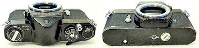 Asahi Pentax Spotmatic SP (Black) #800