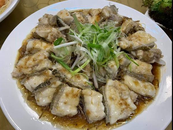 Chinese Food Steam Ikan Kerapu