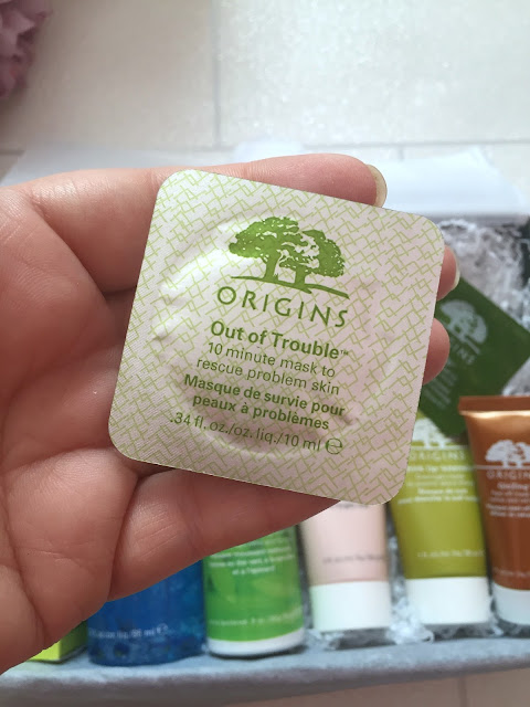 Origins Mix And Mask Beauty Box With British Beauty Blogger
