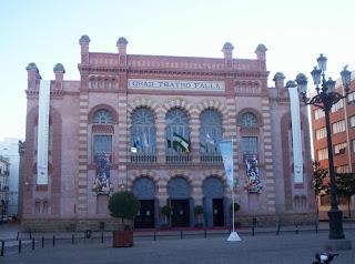 Teatro Manuel de Falla de Cádiz, en qué ver en Cádiz