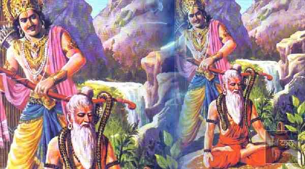 राजा परीक्षित की कथा- Raja Parikshit Hindi Story