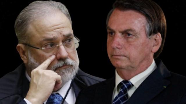Alerta de Aras a Bolsonaro foi fator para mudança de tom do presidente