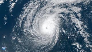Se forma el primer huracán categoría cinco del año en el mundo en pleno febrero.
